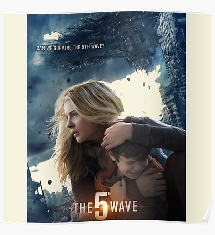 can we survive the 5th wave Poster