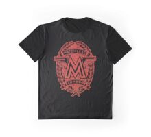 Matchless Vintage British Motorcycles Graphic T-Shirt