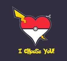 Pokemon Love I Choose You Unisex T-Shirt
