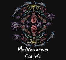MEDITERRANEAN SEA-LIFE by joancaronil
