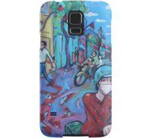 'Hanoi Street' Samsung Galaxy Case/Skin