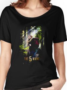 run die stay die the 5th wave Women's Relaxed Fit T-Shirt