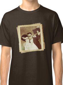 1937 Valentines Day Photo Classic T-Shirt