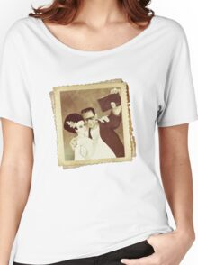 1937 Valentines Day Photo Women's Relaxed Fit T-Shirt