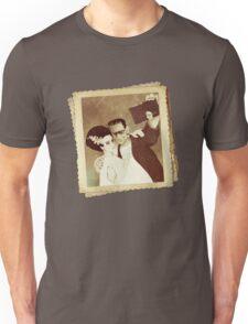 1937 Valentines Day Photo Unisex T-Shirt