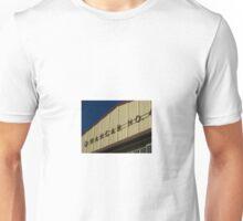 Hickam Air Force Base Hangar Unisex T-Shirt