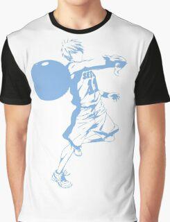 Kuroko no Basket - Kuroko Tetsuya Graphic T-Shirt