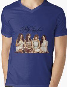 PLL - Pretty Little Liars Mens V-Neck T-Shirt