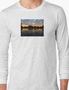 Angkor Wat Sunrise Long Sleeve T-Shirt