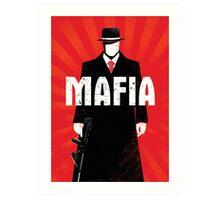 Mafia The City of Lost Heaven Art Print