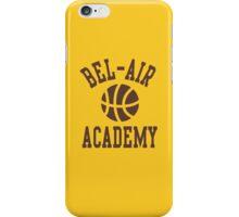 Fresh Prince Bel-Air Academy Basketball Shirt iPhone Case/Skin