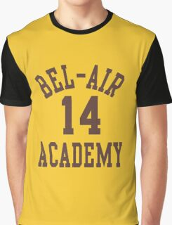 Will Smith Bel-Air Academy 14  Graphic T-Shirt