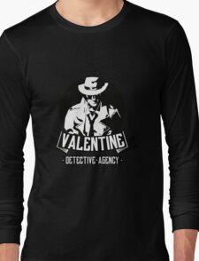 Valentine Detective Agency Long Sleeve T-Shirt