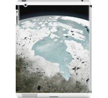 Hudson Bay sea ice on April 29, 2006. iPad Case/Skin