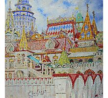 Izmailovsky Kremlin Photographic Print