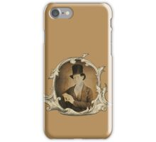 The Top Hat iPhone Case/Skin