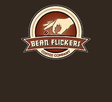 Bean Flickers Coffee Company Womens Fitted T-Shirt