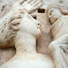 Roman Relief of Mother and Child, Aphrodisias by taiche