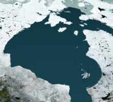 Hudson Bay sea ice on November 14, 2005. Sticker