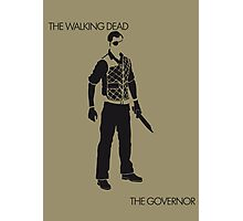 The Governor Photographic Print