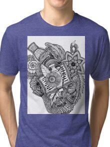 Mandala Tumbegini Tri-blend T-Shirt