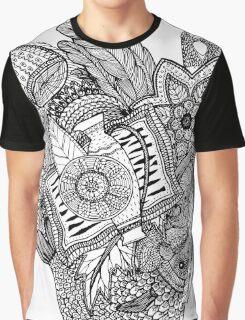Mandala Tumbegini Graphic T-Shirt