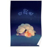 Sleepy Sheepy Poster