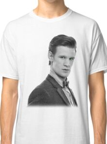 Matt Smith, Dr. Who Classic T-Shirt