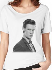 Matt Smith, Dr. Who Women's Relaxed Fit T-Shirt