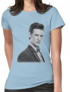 Matt Smith, Dr. Who Womens Fitted T-Shirt