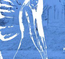 Winter elementals Sticker