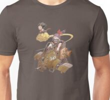Toriyama artwork / Goku and Bulma Unisex T-Shirt