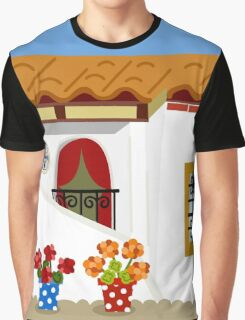 Patio Graphic T-Shirt