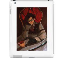 Not blood iPad Case/Skin
