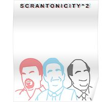 The Office: Scrantonicity 2 Band Shirt Poster