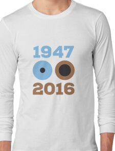 David Bowie 1947-2016 Long Sleeve T-Shirt