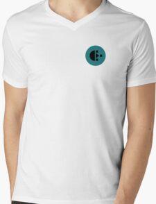 X-Wing Targeting Computer glyph 2 Mens V-Neck T-Shirt