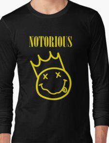 Notorious B.I.G. (Yellow) Long Sleeve T-Shirt