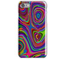 Abstract colorful iPhone Case/Skin