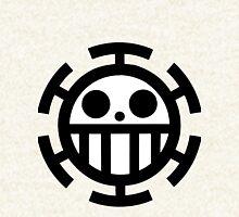 Trafalgar Logo - One Piece Hoodie