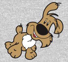Cute Cartoon Doggy Baby Tee