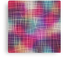 Colorful Texture Canvas Print