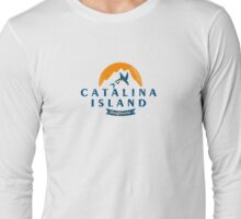 Catalina Island - California. Long Sleeve T-Shirt