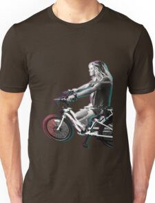 Glitching the ride Unisex T-Shirt