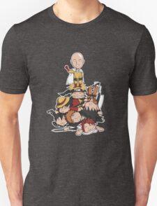 New Anime Hero - Saitama T-Shirt