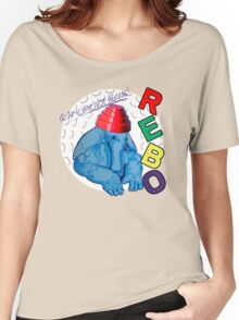 We are Rebo Women's Relaxed Fit T-Shirt