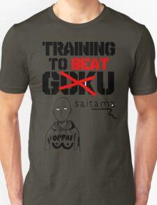 Training To Beat Saitama T-Shirt