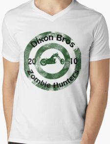 Dixon Bros Mens V-Neck T-Shirt