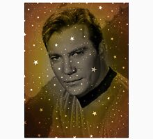 William Shatner as Captain Kirk Unisex T-Shirt