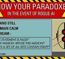 know your paradoxes by bluefoxbarker